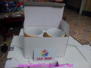 hộp giấy đựng ly sứ
