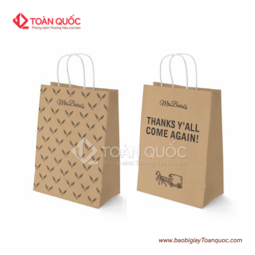 Túi giấy đựng mỹ phẩm giá tốt, tuigiaydungmyphamgiatot