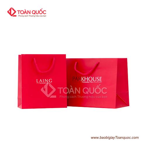 tuigiaydungquanao, túi giấy đựng quần áo