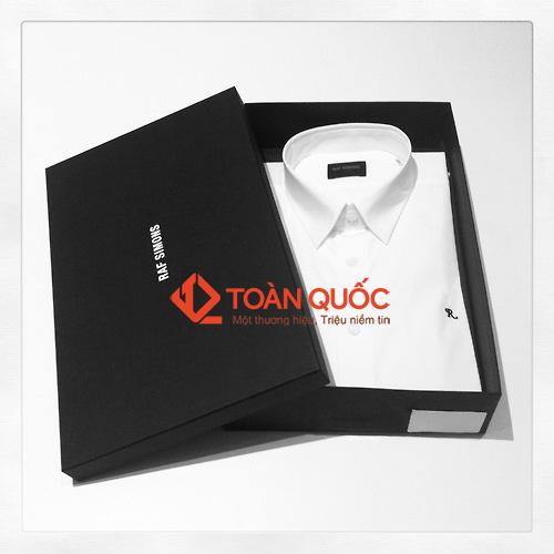 sản xuất hộp giấy đựng quần áo, sanxuathopgiaydungquanao